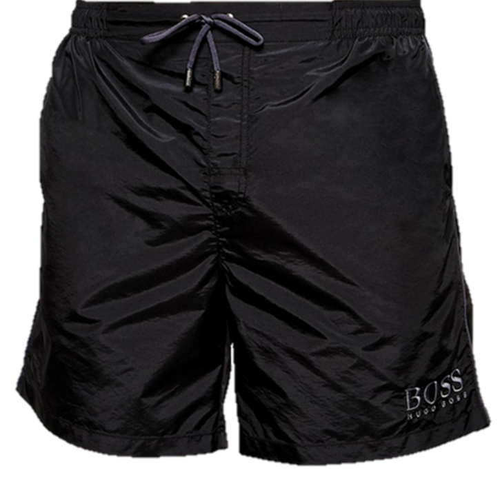 BOSS BLACK SHORTS BARRACUDA FARBE SCHWARZ 007