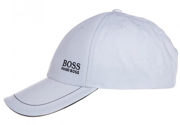 BOSS GREEN CAP 1 FARBE WEISS 100