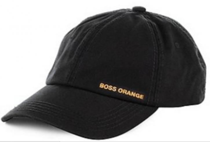 BOSS ORANGE Basecap Forcano 8 schwarz
