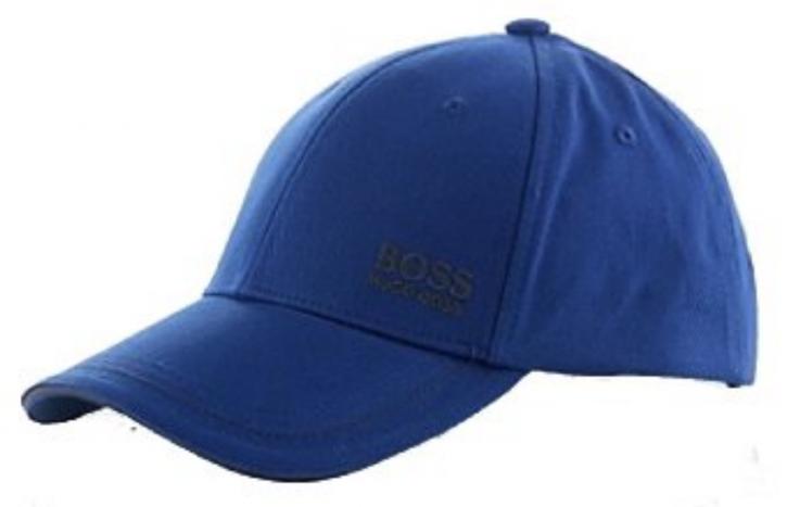 BOSS GREEN CAP 1 FARBE OPENBLUE BLAU 471