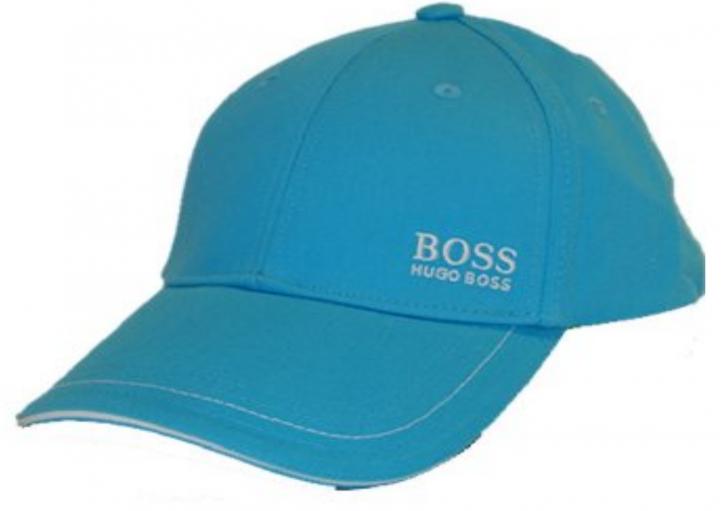 BOSS GREEN CAP 1 FARBE TURQUISE/AQUA 443