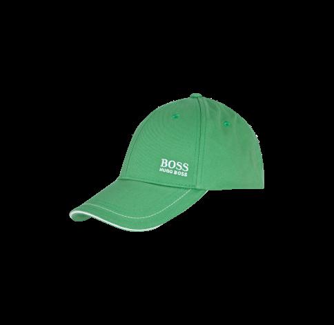 BOSS GREEN CAP 1 FARBE OPEN GREEN 350