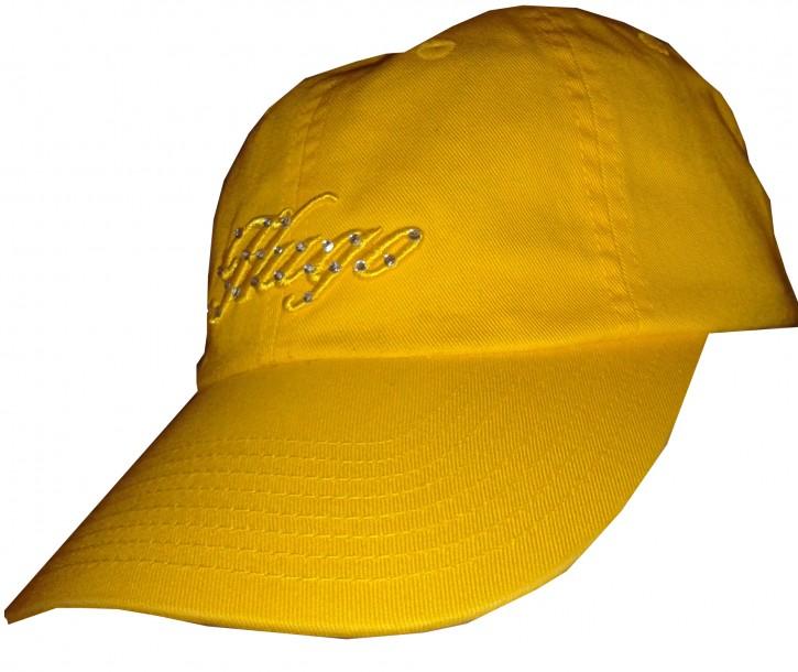 Hugo Boss Kappe / Basecap women-x16 gelb 704