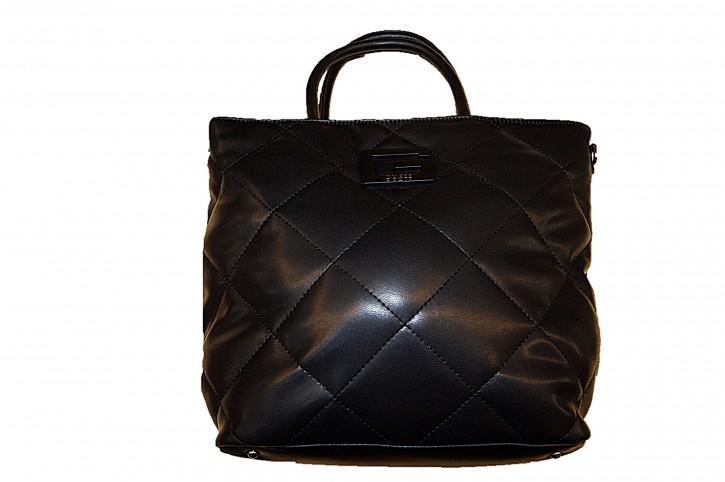 Guess  BRIGHTSIDE TOTE - Shopping Bag mit Steppung schwarz