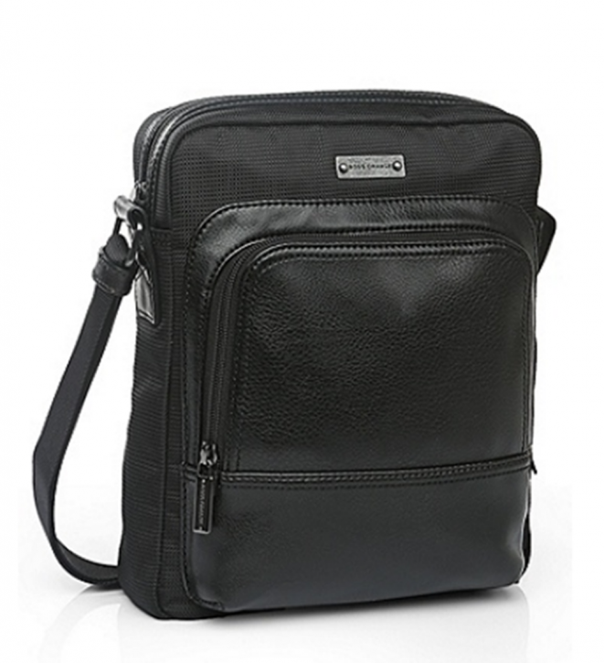 BOSS ORANGE REPORTER BAG CAMPUS_NS ZIP FARBE SCHWARZ 001