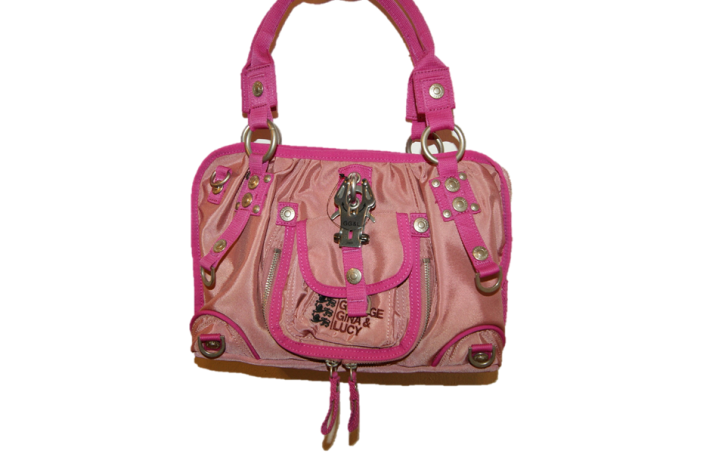 GEORGE GINA & LUCY LITTLE STRAPPY FARBE LACHS /PINK