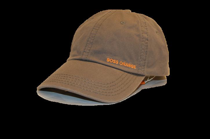 BOSS ORANGE CAP FORCANO-10 FARBE DUNKELGRAU 027