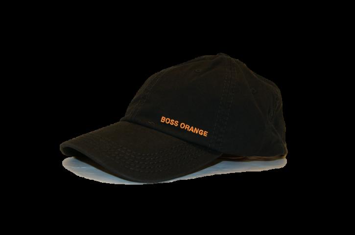 BOSS ORANGE CAP FORCANO-10 FARBE SCHWARZ 001