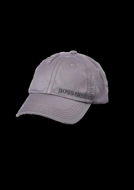 BOSS ORANGE CAP FORCANO 14 FARBE GRAU 050