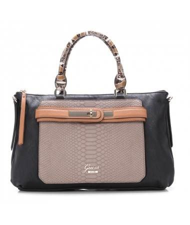 GUESS DAMENTASCHE JUDY FARBE BLACK MULTI