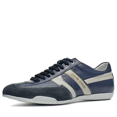 BOSS BLACK SNEAKER BAGUS NAVY
