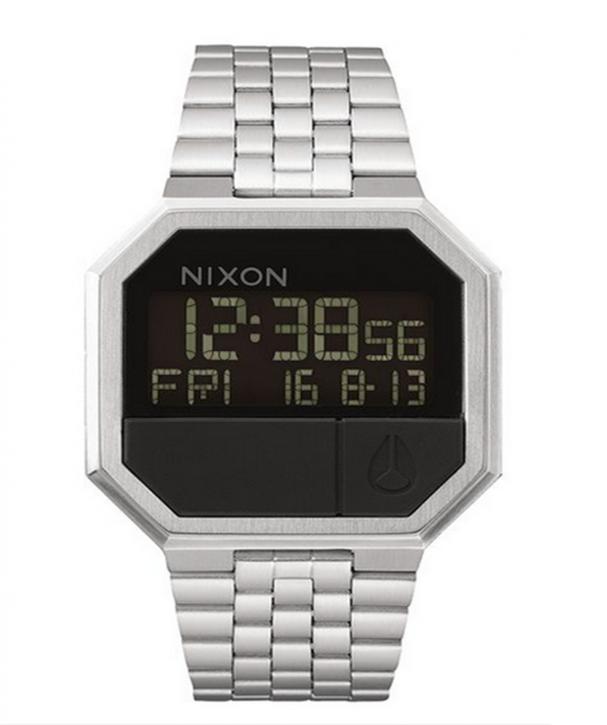NIXON 80er JAHRE Re-Run 38,5mm Farbe black