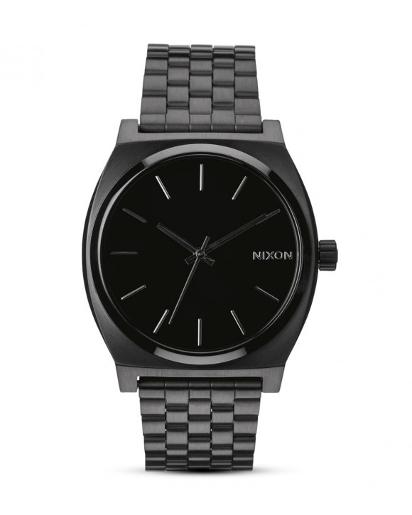 NIXON Time Teller 37 mm Farbe all black