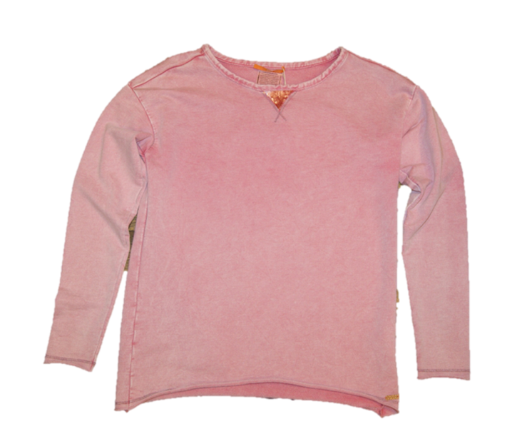 BOSS ORANGE SWEATSHIRT TALOMAS FARBE ROSA 661