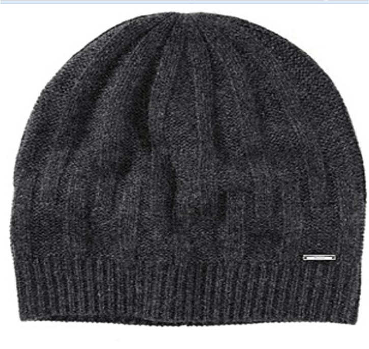 HUGO Mütze MEN-X 508 grau / open Grey